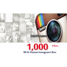 1000 Instagram Real Likes