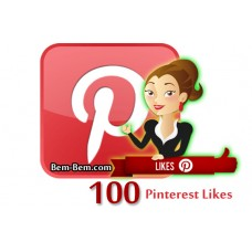 100 Pinterest Real Likes