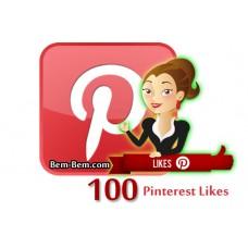 100 Pinterest Real Likes