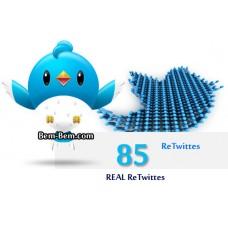 85 Twitter Retweet